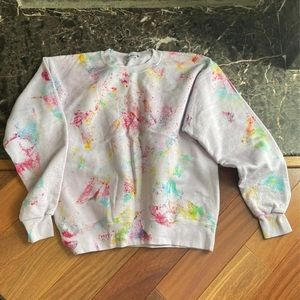 Anna Joyce Sweatshirt Size Medium
